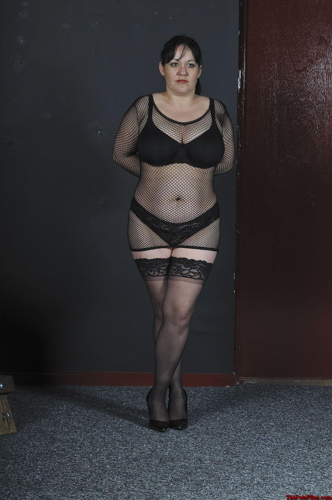 Amateur slave emmas electro bdsm and humiliation of bbw submissive in cruel 8